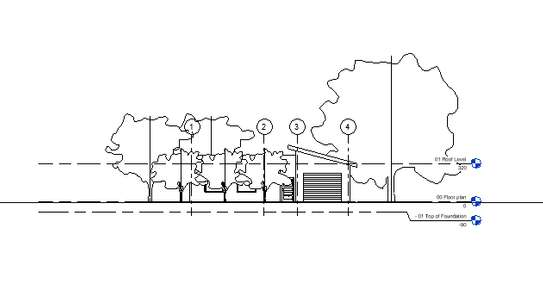 Residential house plan image 4