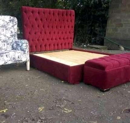 6by6 king/queen bed