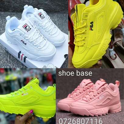 Quality sneakers and Boots image 1