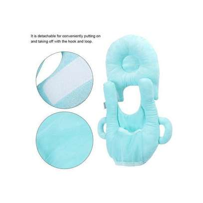 Newborn Baby Nursing Pillow With Milk Bottle Support Safety Protective Cushion image 4