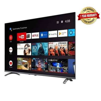 "Vision Plus 50"" 4K ULTRA HD ANDROID TV FRAMELESS TV image 1"