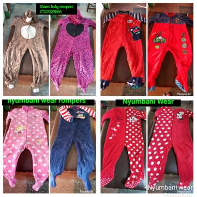 Kids' rompers & robes for sale