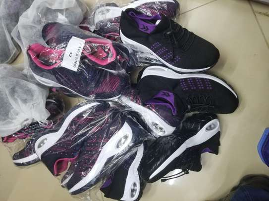 Ladies sneakers available image 2