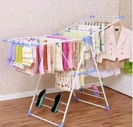 Portable Clothes Rack image 1