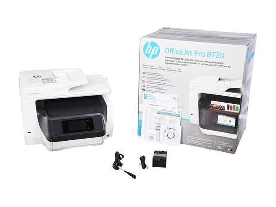 HP HP Officejet Pro 8720 - All-in-One Printer - image 2