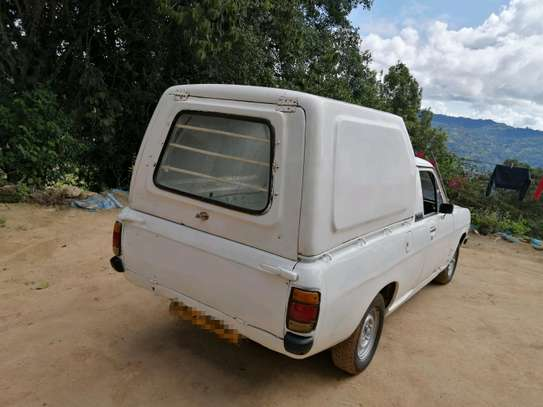 Datsun 1200 pick well mantained image 5