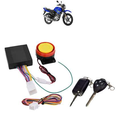 12V Motorcycle  Anti-Theft Security Alarm System Remote Control Motorbike Alarm