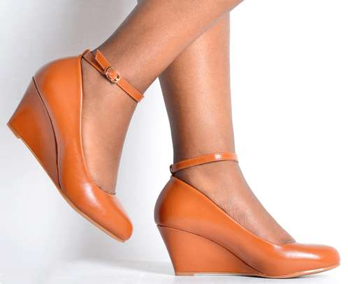Brand new Wedge shoes image 2