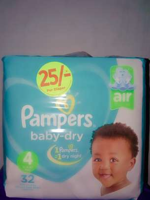 Baby diapers image 2