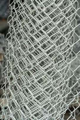 Chain link - Mesh wire image 2
