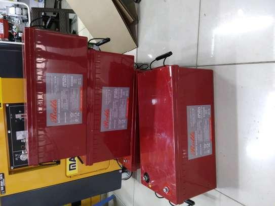 Rolls 200ah/12v/24hrs battery image 2