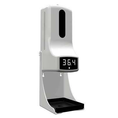 Best Quality Brand K9 Dispenser plus Themometer Wall Mounted image 1