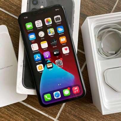 Apple iPhone 11 [256GB] Black Under Warranty image 2