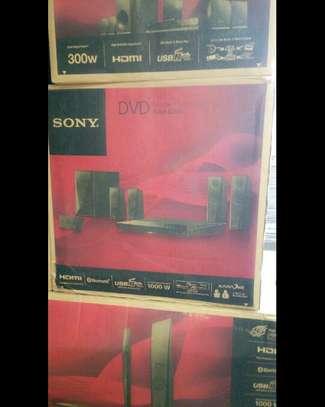 Sony hometheater image 1