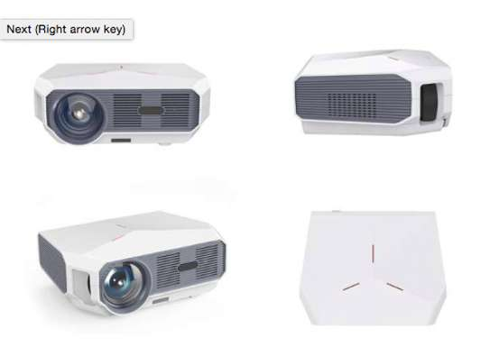 Android 4K Projector 4600 Lumens image 5
