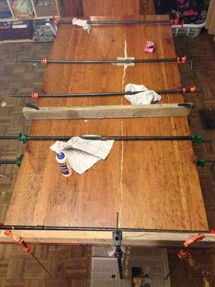 Repair and varnishing of all broken,damaged 'wooden' furniture image 3