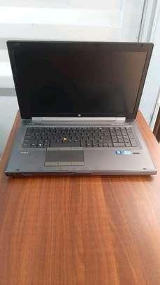 HP Elitebook 8770w  Workstation image 1