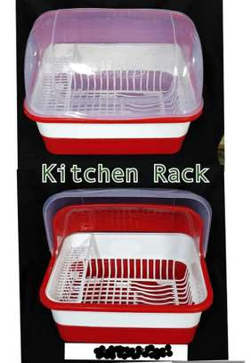 Kitchen Rack with Lid*KSh1500 image 1