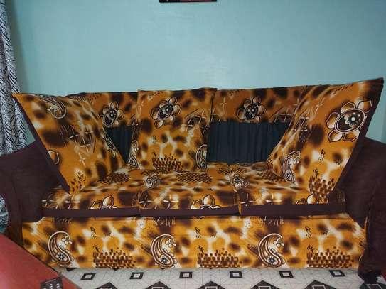 Slightly used sofa image 1