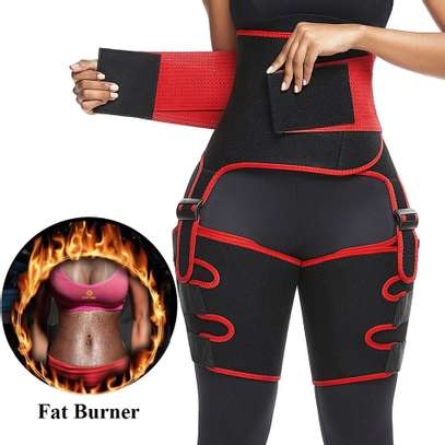 3 in 1 waist and thigh trimmer image 2