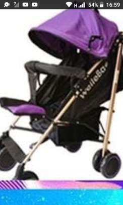 a baby stroller image 1