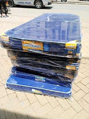 Single Bed (3 x 6) Medium Duty Mattresses. Free Delivery Across Nairobi. image 1