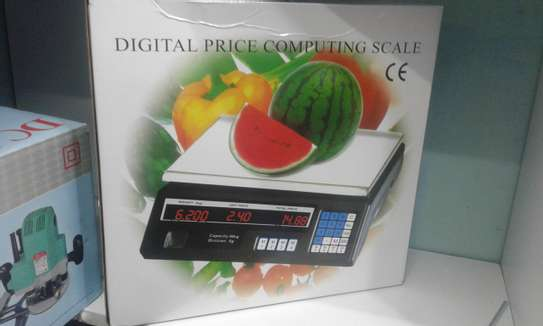 Acs-30 digital pricing scale image 1