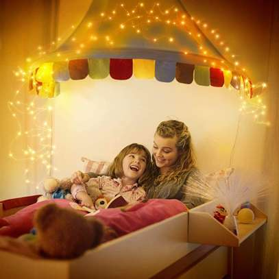 ,Christmas trees and others, restaurant and kid's room, anywhere indoor or outdoor 10 meters image 1