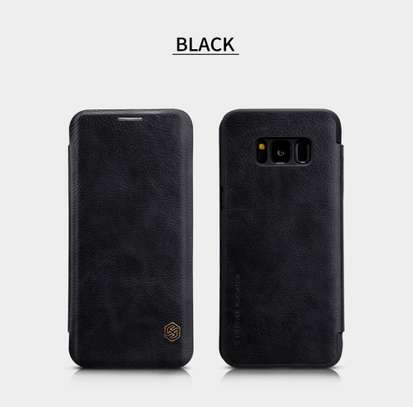 Nillkin Qin Series Leather Luxury Wallet Pouch For Samsung S8 S8 Plus image 2