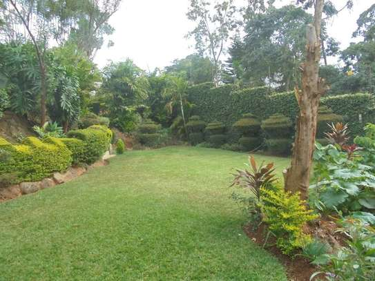 4 bedroom house for rent in Thigiri image 4