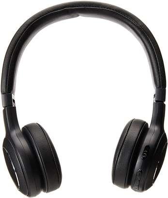 JBL Duet Bluetooth Wireless On-Ear Headphones - Black image 2