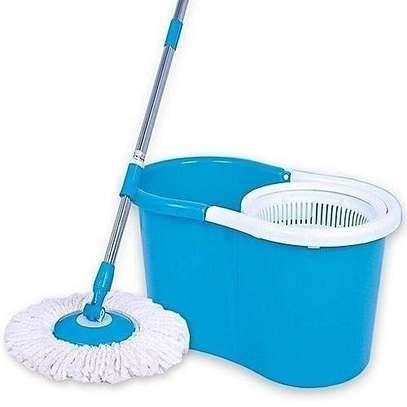 Magic Spin mop- 360 Degrees image 1