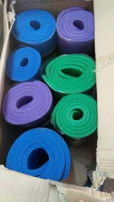 Yoga exercise matts image 2