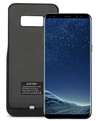 JLW  Battery Case For Samsung Galaxy S8 5500mAh S8 Plus 6500mAh USB Smart Charger Cover For Samsung Galaxy S8 Plus Power Bank image 9