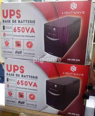 650VA LightWave Line UPS image 1