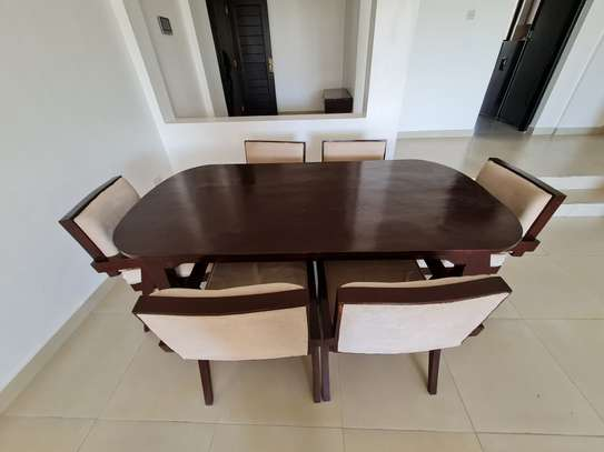 Furnished 3 bedroom apartment for rent in Nyali Area image 5
