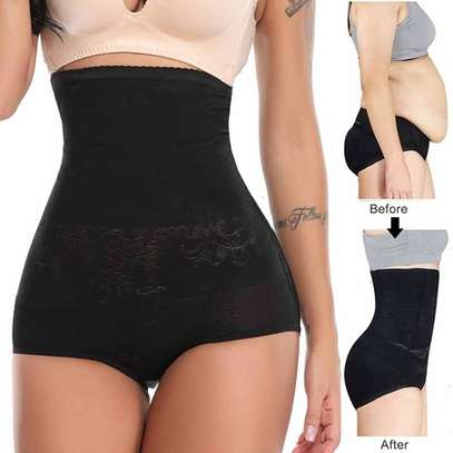Womens Shapewear Tummy Control Butt Lifter Body Shaper Waist Trainer image 1