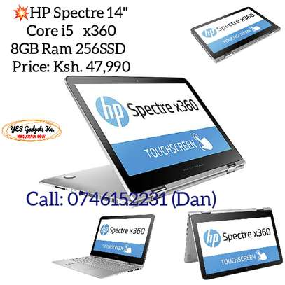 HP Spectre 14  Core i5   x360 8GB Ram 256SSD image 1