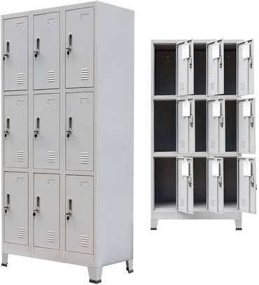 Two door filling cabinets image 2