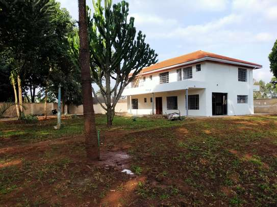 6 bedroom house for rent in Tigoni image 1