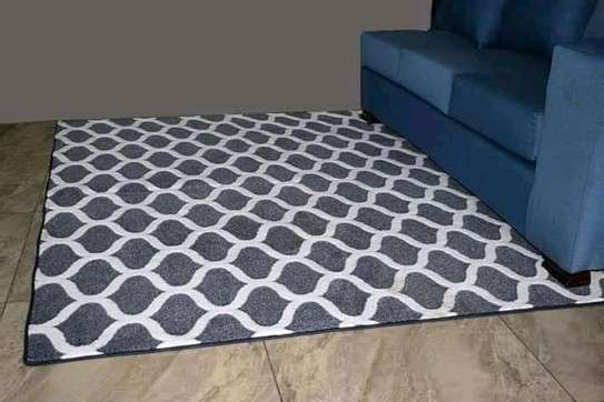 5 by 8 Non Fluffy Carpets image 4