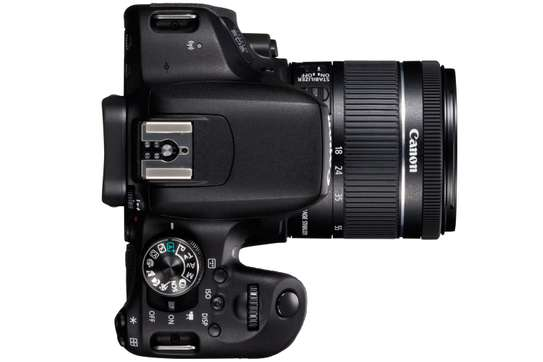 Canon EOS 800D/Rebel T7i DSLR Camera With 18-55mm Lenses - Enjoy Cashback of Ksh.7000 when you purchase this camera image 2