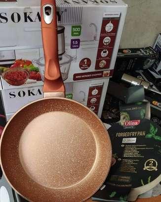 Frying Pan- Non stick, 28 cm image 1