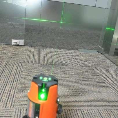 Laser level Digital  4 line image 2