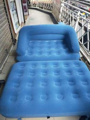 2 Seater Inlatable Sofa image 2