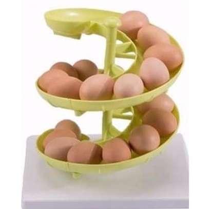 spiral fruit/egg holder image 3