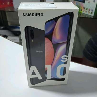 Samsung A01 new 16gb 2gb ram 13mp 4g network speed image 2