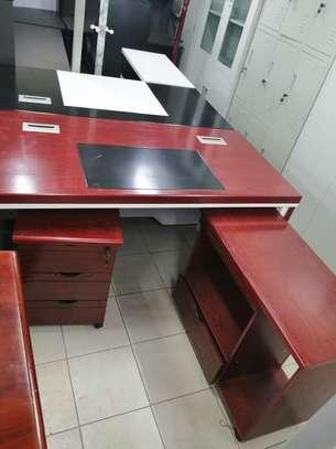 1.8 meter length Executive office desk image 3