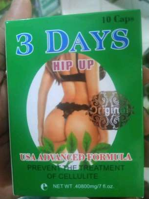3 DAYS HIP UP CAPSULES