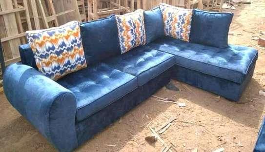 L shaped sofa image 1